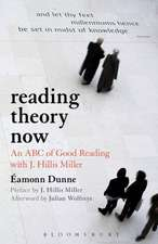 Reading Theory Now: An ABC of Good Reading with J. Hillis Miller