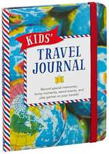 Kids' Travel Journal