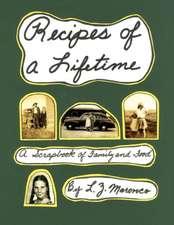 Recipes of a Lifetime
