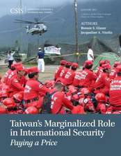 Taiwan's Marginalized Role in International Security