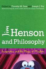 Jim Henson and Philosophy