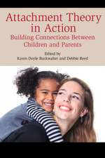 ATTACHMENT THEORY IN ACTION BUPB