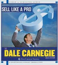 Sell Like a Pro: Audiobook