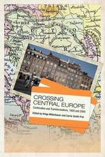 Crossing Central Europe