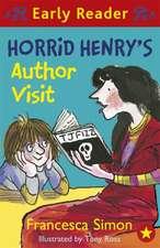 Simon, F: Horrid Henry Early Reader: Horrid Henry's Author V