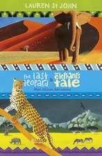 The Last Leopard and the Elephant's Tale