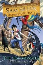 Burchett and Vogler, J: Sam Silver: Undercover Pirate: The S