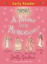 Palace Full of Princesses