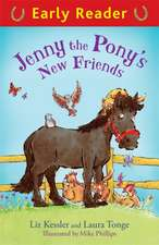 Jenny the Pony's New Friends