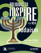 Religions InspiRE Judaism PB