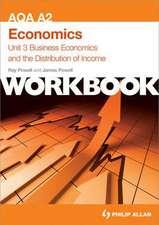 AQA A2 Economics: Business Economics and the Distribution of Income