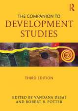 The Companion to Development Studies, Third Edition:  0-8 Years, 3e