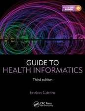 Guide to Health Informatics