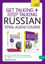Get Talking + Keep Talking Russian Total Audio Course: Beginner