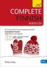 Leney, T: Complete Finnish Beginner to Intermediate Course
