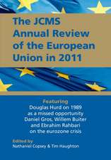 The JCMS Annual Review of the European Union in 2011
