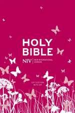 NIV Pocket Pink Soft-tone Bible with Zip