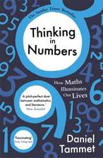 Tammet, D: Thinking in Numbers