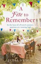 A Fete to Remember