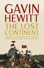 Hewitt, G: The Lost Continent