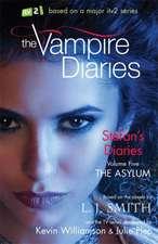 Stefan's Diaries 05. The Asylum