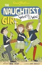 Naughtiest Girl Wants to Win