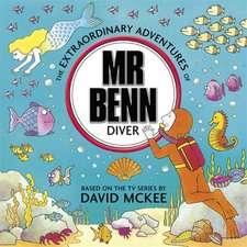 Mr Benn: Diver
