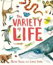 Davies, N: The Variety of Life