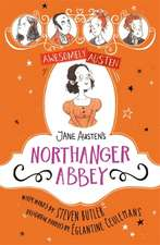 Austen, J: Awesomely Austen - Illustrated and Retold: Jane A