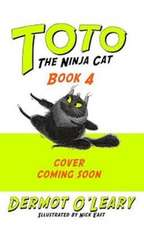 TOTO THE NINJA CAT 4