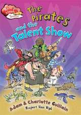 Race Ahead With Reading: The Pirates and the Talent Show