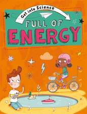 GET INTO SCIENCE FULL OF ENERGY