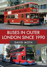 Buses in Outer London Since 1990