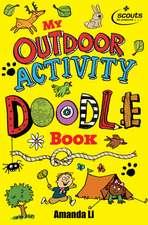 My Outdoor Activity Doodle Book