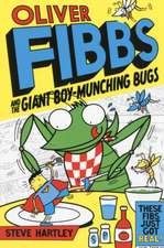 Oliver Fibbs and the Giant Boy-Munching Bugs:  Beware the Werepup and Other Stories