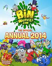 Bin Weevils:  The Official Annual 2014