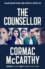 McCarthy, C: The Counselor