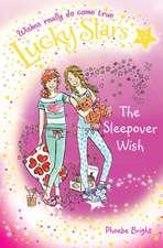 Lucky Stars 8: The Sleepover Wish