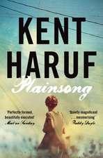 Haruf, K: Plainsong