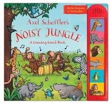 Axel Scheffler's Noisy Jungle