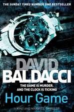 Baldacci, D: Hour Game