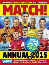 Match Annual 2015:  My Story
