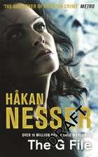 Nesser, H: The G File