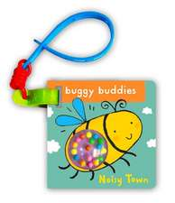 Noisy Town:  A Crinkly Cloth Book for Babies!