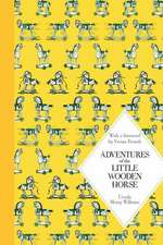 Adventures of the Little Wooden Horse:  The Witch's Cat