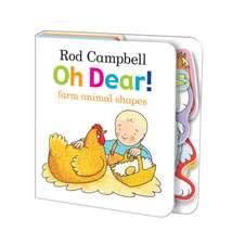 Campbell, R: Oh Dear! Farm Animal Shapes