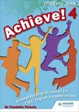 Achieve! Student