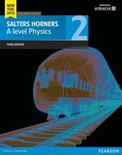Salters Horner A Level Physics