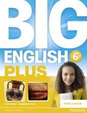 Big English Plus 6 Pupil's Book