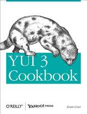 YUI 3 Cookbook